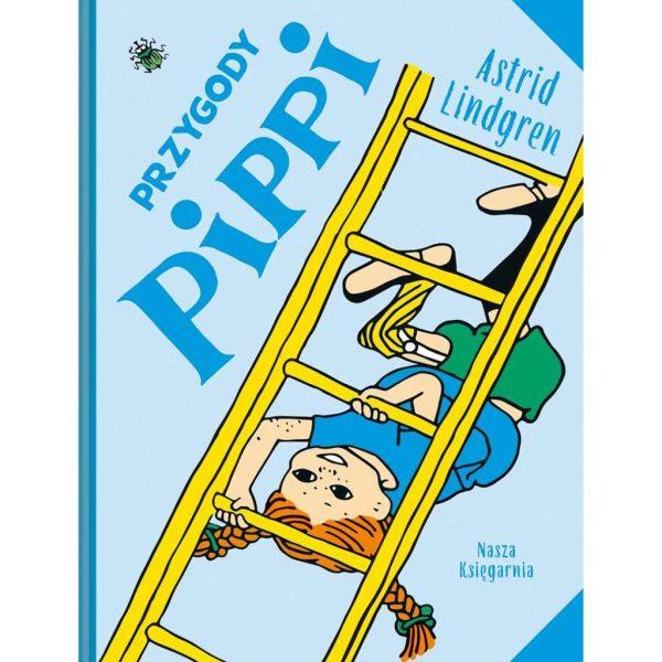Przygody Pippi - Astrid Lindgren