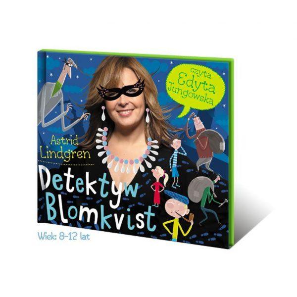 Detektyw Blomkvist - Edyta Jungowska audiobook