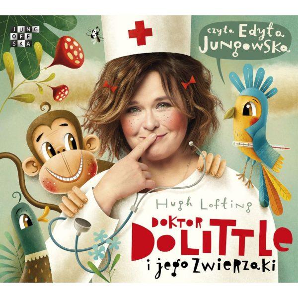 Doktor Dolittle i jego zwierzaki - Edyta Jungowska audiobook