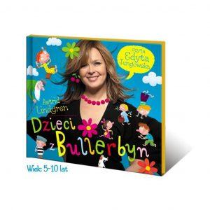Dzieci z Bullerbyn - Edyta Jungowska audiobook