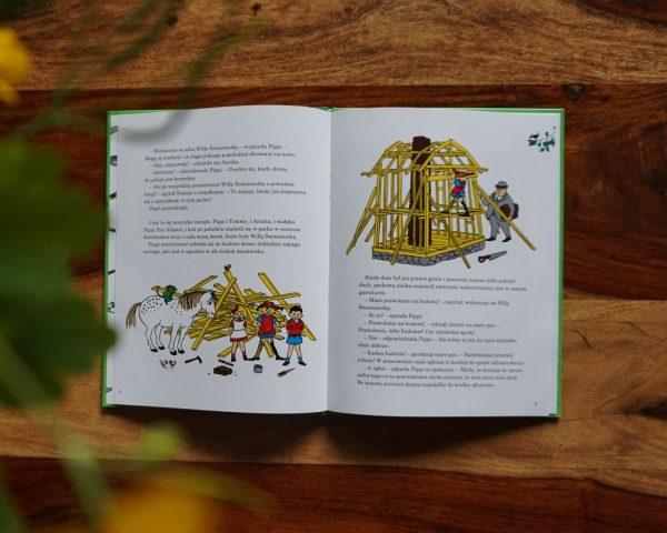 Pippi w parku - Astrid Lindgren, Ingrid Vang Nyman
