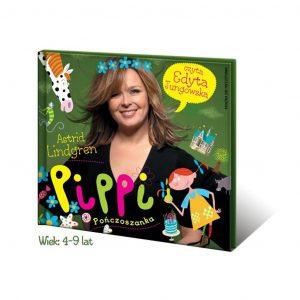 Pippi Pończoszanka - cz.1 przygód Pippi - Edyta Jungowska audiobook