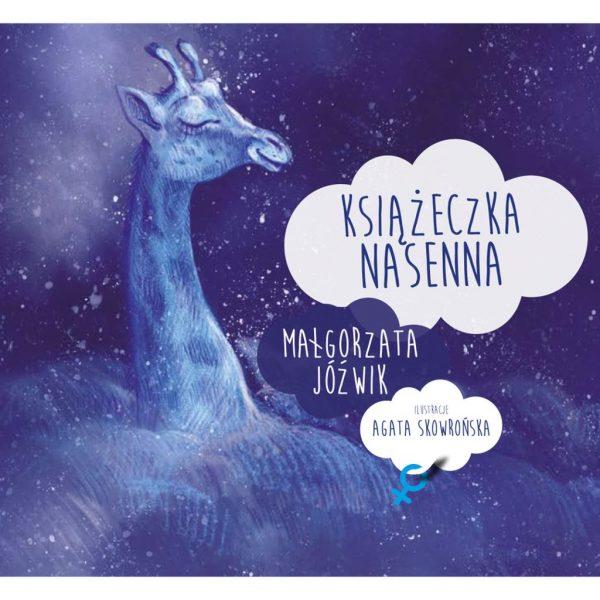 Książeczka Nasenna (dla dziewczynki) Małgorzata Jóźwik