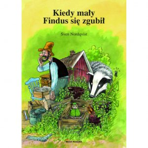 Kiedy mały Findus się zgubił - Sven Nordqvist