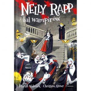 Nelly Rapp i bal wampirów - Martin Widmark
