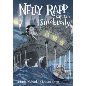 Nelly Rapp i kapitan Sinobrody - Martin Widmark