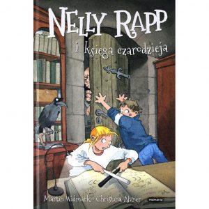 Nelly Rapp i księga czarodzieja - Martin Widmark