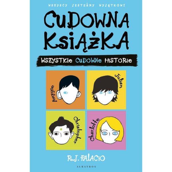 Cudowna książka. Wszystkie cudowne historie
