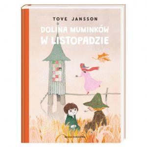 Dolina Muminków w listopadzie - Tove Jansson