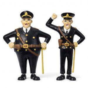 Figurki Pippi: Policjanci