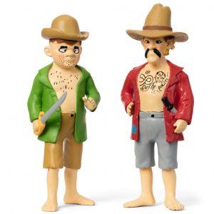 Figurki Pippi: Piraci z Podfruwajki