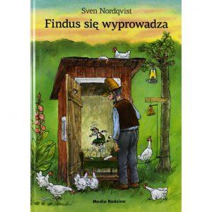 Findus się wyprowadza - Sven Nordqvist