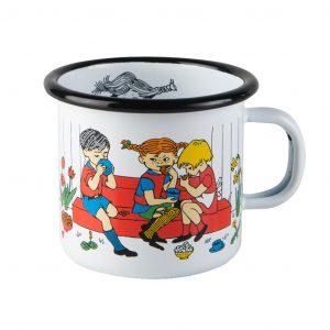Kubek PIPPI POŃCZOSZANKA CUP OF COFFEE 250 ml