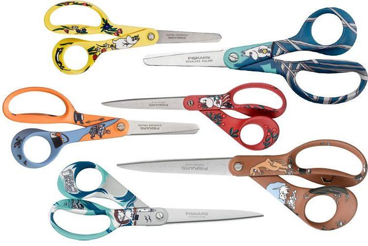nożyczki Fiskars Muminki