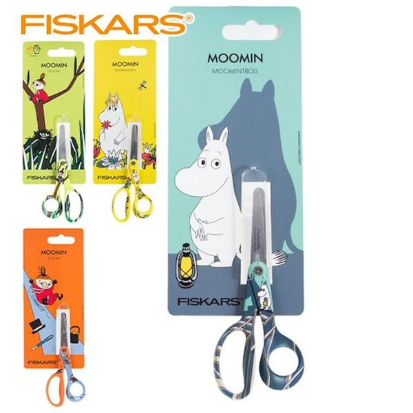 Nożyczki dla dzieci FISKARS Muminki