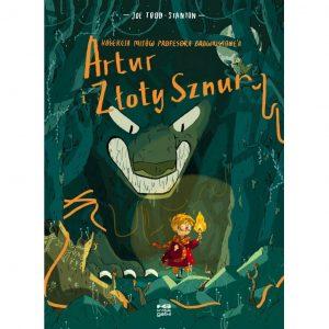 Artur i złoty sznur - Joe Tood Stanton