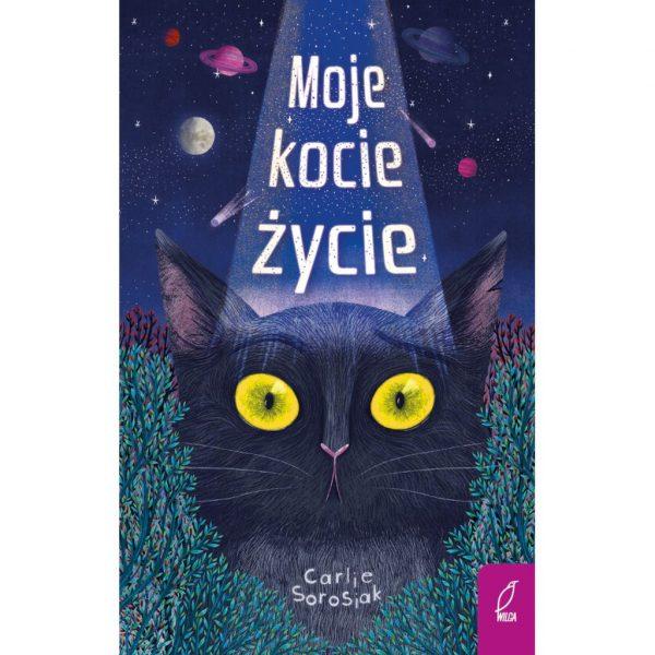 Moje kocie życie - Carlie Sorosiak