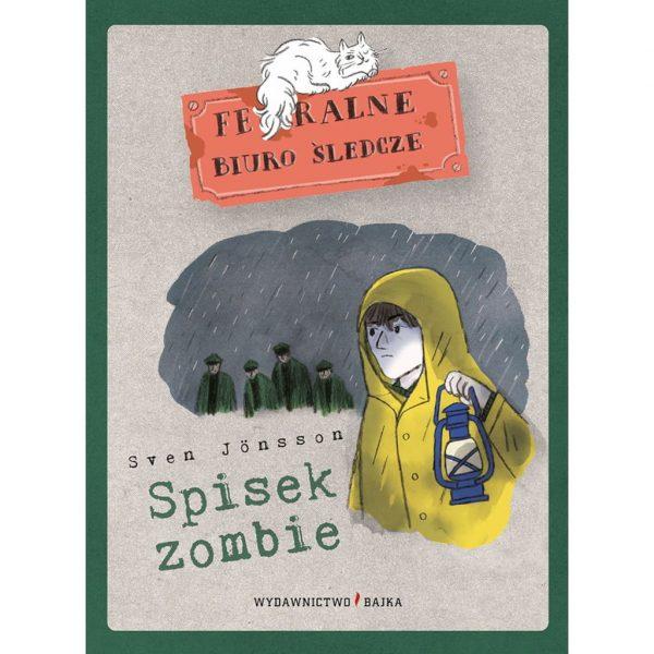 Spisek zombie - Feralne Biuro Śledcze - Sven Jönsson
