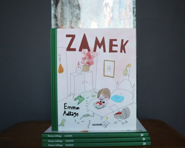 Zamek - Emma Adbåge