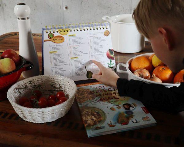 Dzieci też gotują - Agnieszka Górska, Marianna Oklejak
