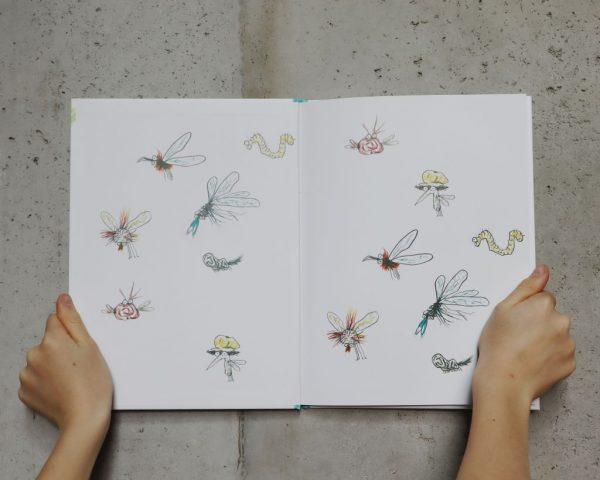 Sprej na komary - Bjørn F. Rørvik
