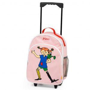 Pippi Plecak Na Kółkach Różowy
