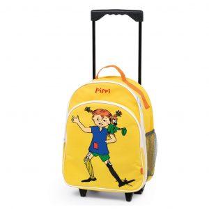 Pippi Plecak Na Kółkach Żółty