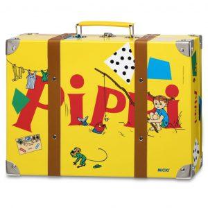 Wielka żółta walizka Pippi
