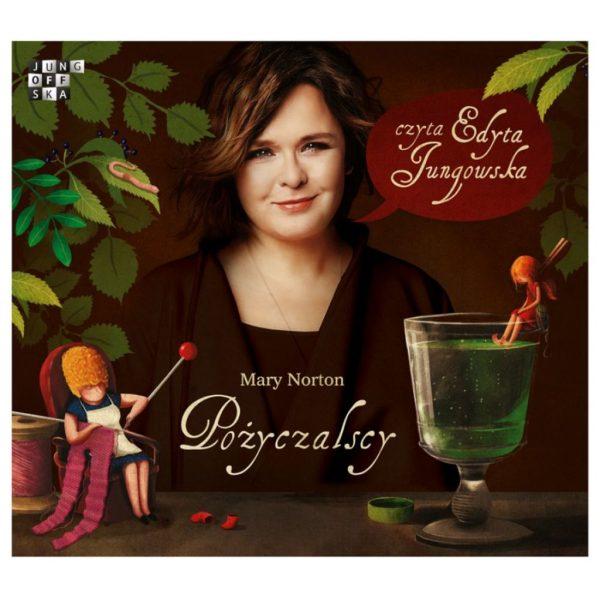 Pożyczalscy - Edyta Jungowska audiobook