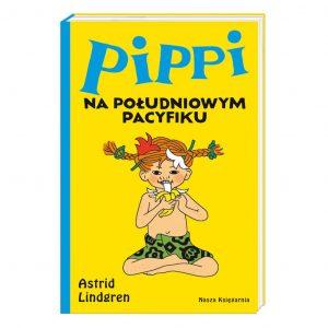Pippi na Południowym Pacyfiku - Astrid Lindgren